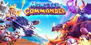 横版策略游戏《怪兽与首领》:一本人类硬扛三本兽族的故事