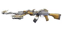 穿越火线:枪战王者武器赤炎盘龙