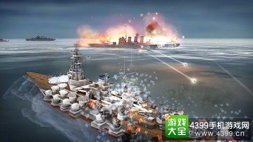 炮艇战:战舰3D