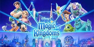 梦幻乐园由你构建 模拟经营手游《迪士尼梦幻王国》周四开幕