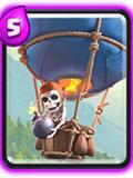 皇室战争气球