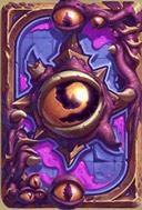 炉石传说克苏恩之眼卡背