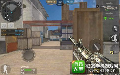 穿越火线(荒岛特训上线)M4A1榴弹使用技巧