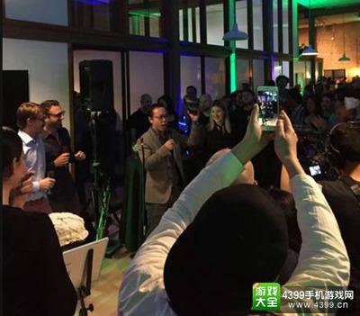 GDC2016:中国海外开发者100%好评神秘VR一体机