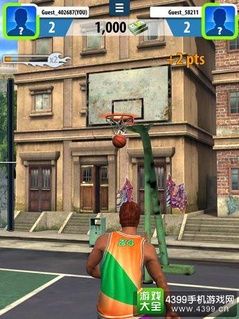 篮球明星好不好玩