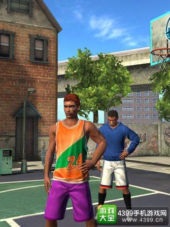 篮球明星测评