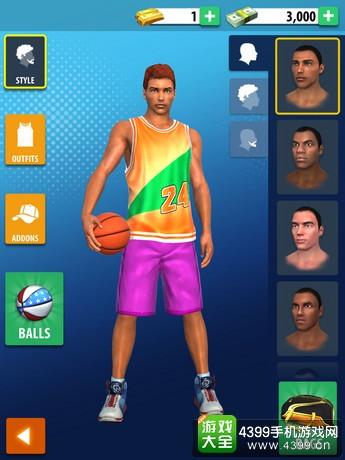 篮球明星好玩吗