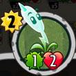 植物大战僵尸英雄闪电芦苇