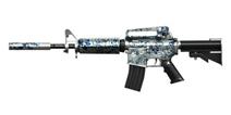 穿越火线枪战王者M4A1-青花瓷好不好 M4A1青花瓷怎么获得