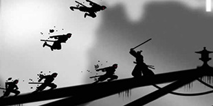 动作手游《暗影忍者》:月黑杀人夜,风高放火飞