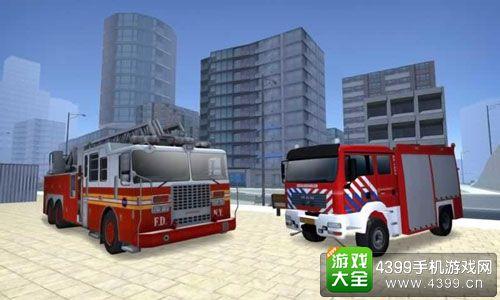 消防车模拟2016