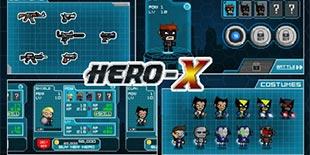 像素动作小品《英雄X》:漫威英雄齐亮相 按键连招释放忙