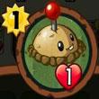 植物大战僵尸英雄土豆地雷