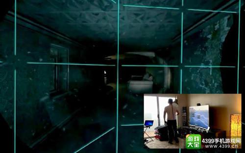 WalkAbout运动系统问世 空间将不成为VR的障碍