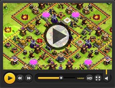 部落冲突视频