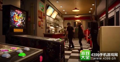 FF15联动手游《JUSTICE MONSTERS FIVE》发布 不一样的弹珠台