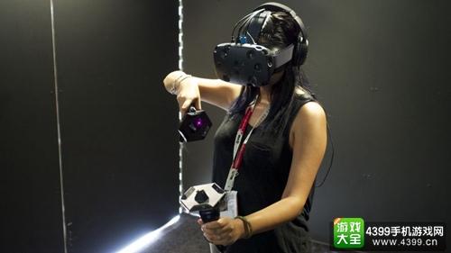 HTC推iOS平台VR应用 在虚拟世界里保持通信畅通
