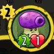 植物大战僵尸英雄大喷菇