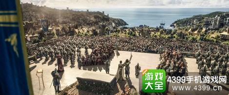 魔兽世界:联盟部落冲突