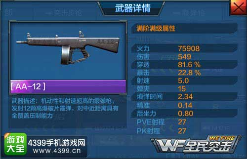 AA-12属性