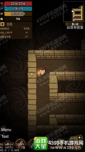 贪婪洞窟暗室多在楼层边缘