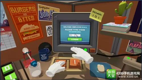 【Steam VR】工作模拟器(Job Simulator) 什么?工作还要模拟?