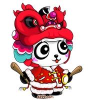 国王的勇士5猫猫 糖葫芦熊猫技能 舞狮大熊猫怎么得