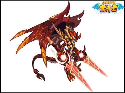 龙斗士冥煞黑龙皇守护什么 好不好