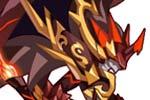 龙斗士冥煞黑龙皇高清大图展示