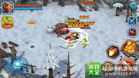 斗龙战士3龙印之战玩法