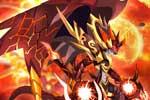 龙斗士黑龙神超进化高清大图