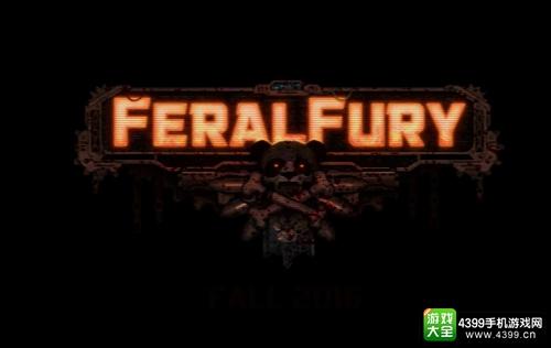 上帝视角射击游戏《野性之怒(Feral Fury)》曝光 2016年年内上架