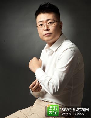 圣骥网络创始人兼CEO傅浩程