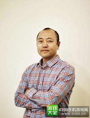 奇虎360游戏业务总裁 许怡然