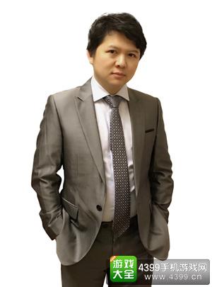 游戏多董事长兼首席执行官陈艺超