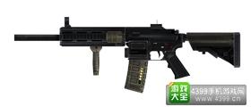 全民枪战2(枪友嘉年华)HK416