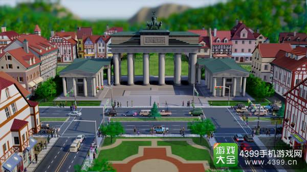 小编也在玩模拟城市建设