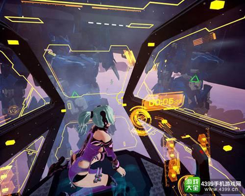 万代公布VR游戏《阿盖尔漂移》详情 萌妹与机甲带你翱翔天际