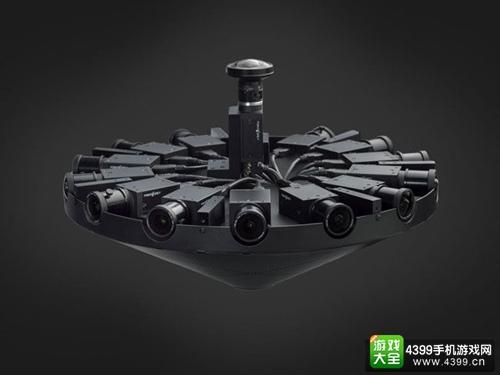 Facebook发布开源全景相机 可使用VR设备观看