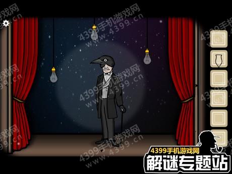 部分方块逃脱剧院第四后宫攻略cubeescape:theatre朕在攻略手游房间图片