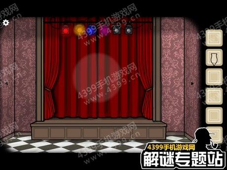 方块房间逃脱剧院攻略