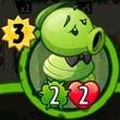 植物大战僵尸英雄父系豌豆
