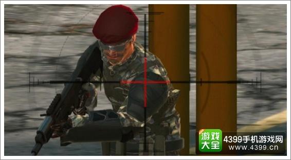 致命狙击射击画面