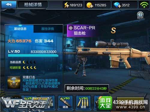 SCAR-PR