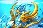 龙斗士水龙神超进化高清大图