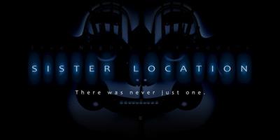 玩具熊系列开发商神秘新作《姐妹地点》曝光