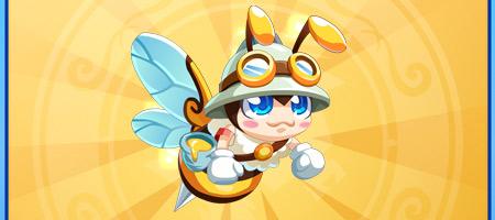 功夫派巨型蜜蜂技能表 巨型蜜蜂怎么得
