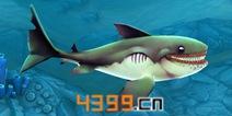 饥饿鲨世界3D巨口鲨