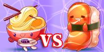 天天酷跑拉面酱和寿司仔哪个好 谁的属性更强