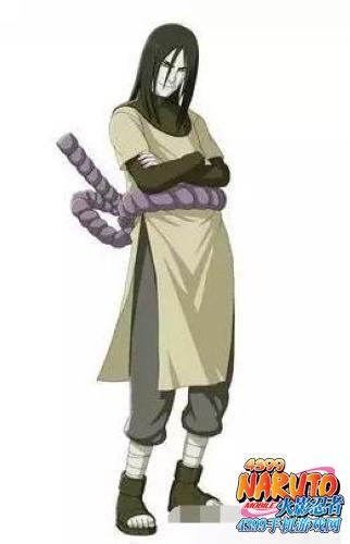 火影忍者第一boss——三忍之大蛇丸